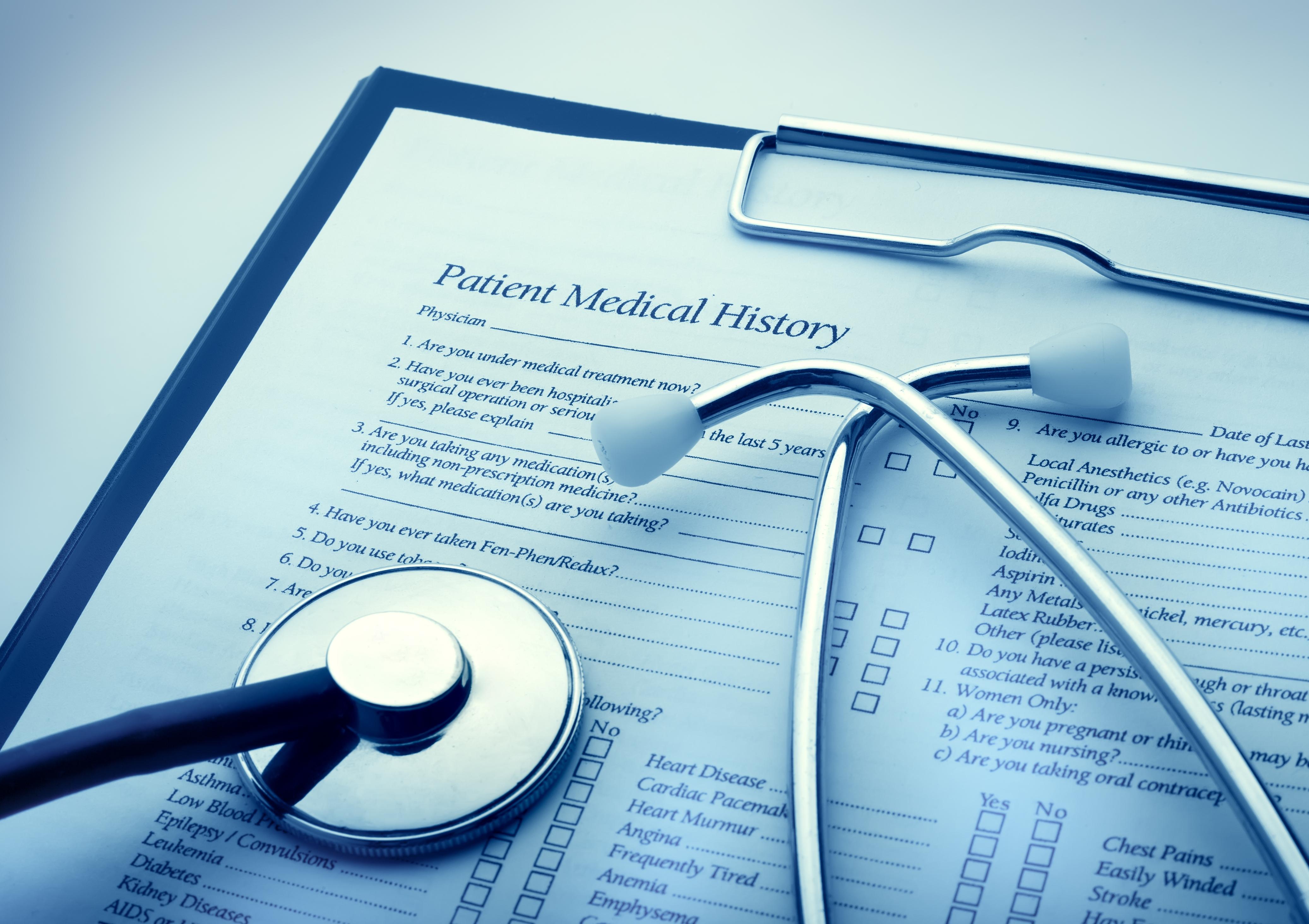 перевод выписки из медицинской карты на английский