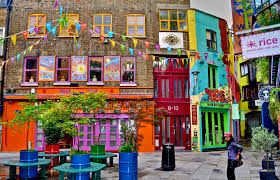 What to do in covent garden abc school of english for Time square londra